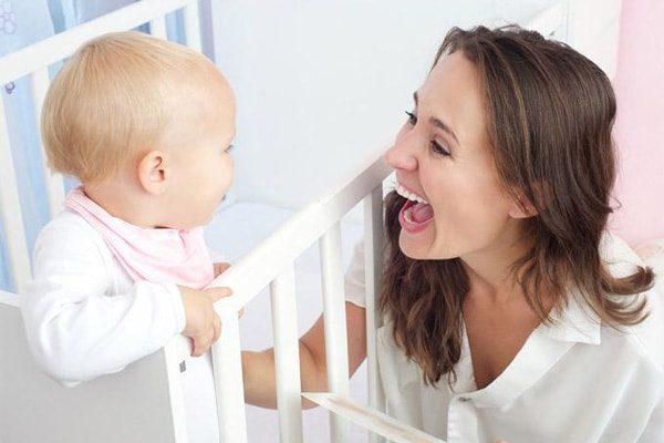 تاخیر در حرف زدن کودکان